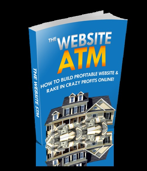 Pay for Website ATM + Resell Rights