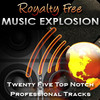Thumbnail 25 Royalty Free Music Tracks