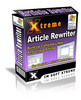 Thumbnail XTREME Article ReWriter Spinner
