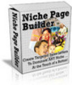 Thumbnail **Niche Page Builder**Software with Master Resell Rights