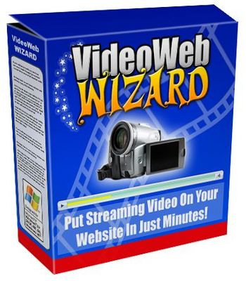 Pay for **Video Web Wizard Software**Streaming Videos On Your Site