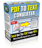 Thumbnail Pdf To Text Converter (Tiger PDF Convert) MRR