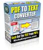 Thumbnail Pdf To Text Converter (Tiger PDF Convert) MRR