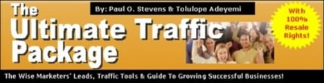 Thumbnail Ultimate Viral Traffic Generator with Master Resale Rights