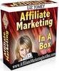 Thumbnail Affiliate Marketing In A Box