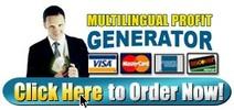 Thumbnail Multilingual Profit Generator - Generate Own SEO Amazon Stor