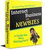 Thumbnail Internet Business for Newbies - With Master Resell Rights