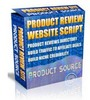 Thumbnail Product Review WebSite Script MRR