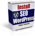 Thumbnail Install Seo Wordpress Video Course with 50 Adsense wordpress