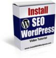 Thumbnail Install Seo Wordpress Video Course with 50 Adsense wordpress