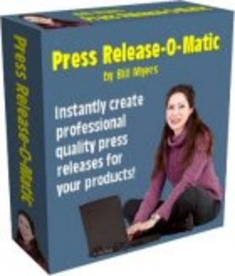 Pay for Press Release-O-Matic
