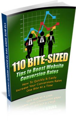Pay for 110 Bite Sized Conversion Tips - MRR