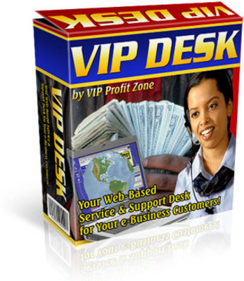 Pay for VIP Desk with MRR