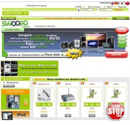 Pay for NEW SWOOPO CLONE
