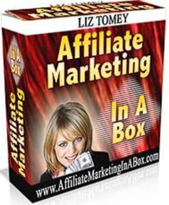 Pay for Affiliate Marketing In A Box