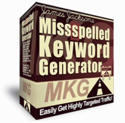 Pay for Misspell Generator WIth Master Resale Rights