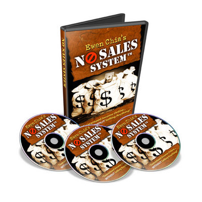 Pay for Ewen Chia No Sales System with MRR