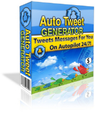 Pay for Auto Tweet Generator