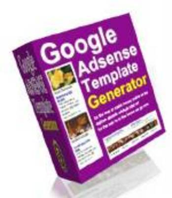 Pay for google adsense template generator