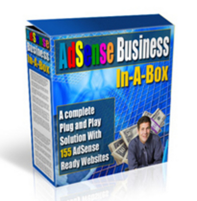 Pay for Adsense Business In a box
