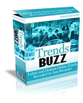 Pay for Google Trends Buzz