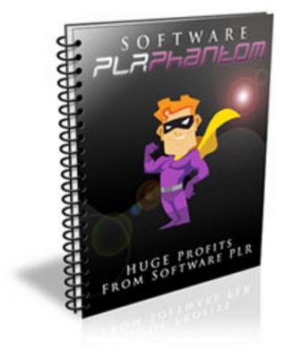 Pay for Software PLR Phantom MRR
