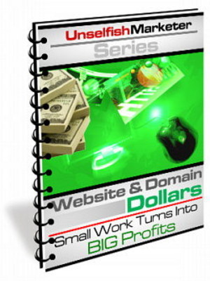 Pay for NEW** Website and domain Dollars With Master Resale Rights