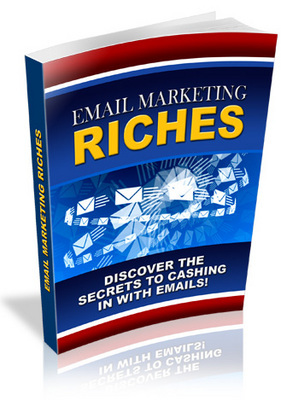 Pay for NEW!* Email Marketing Riches - Discover the Secrets to Cashi