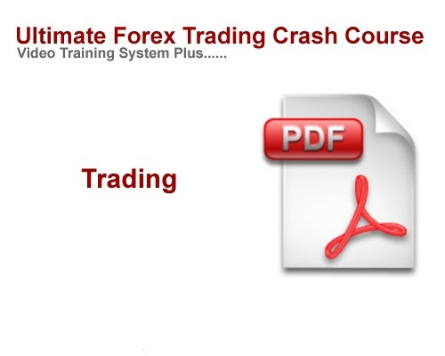 Pay for Ultimate Forex Training Crash Course Video Tutorial