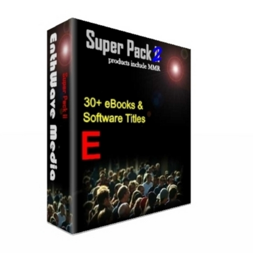 Pay for Super Reseller Pack 30 + ebooks Software with MRR
