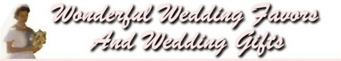 Thumbnail Wonderful Wedding Favors And Gifts (MRR)