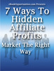 Thumbnail 7 Ways To Hidden Affiliate Profits - Master Resell Rights