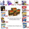 Thumbnail The Massive Optin Email List Building Package /Resale Rights