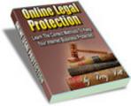 Thumbnail Online Legal Protection: Avoid lawsuits  (MRR)