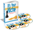 Thumbnail Its Your Niche: Conquer Your Niche Market  (PLR)