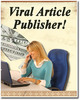 Thumbnail NewViral Article Publisher:Submit Viral Articles (MRR)
