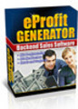 Thumbnail eProfit Generator: Back-end for your PayPal Sales (MRR)