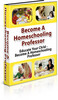 Thumbnail Professor Homeschool: Home schooling your child  (MRR)