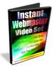 Thumbnail Instant Web Master Video Set (MRR)