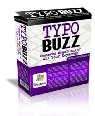 Pay for Typo Buzz: Mispelled Keywords Generator (MRR)