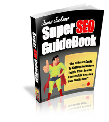 Pay for Super SEO GuideBook: Higher Search Engine Rankings (MRR)