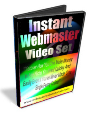 Pay for Instant Web Master Video Set (MRR)