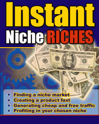 Pay for Instant Niche Riches: Cashing In On Niches (MRR)