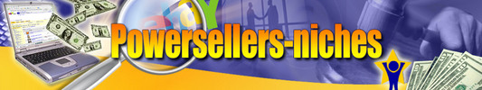 Thumbnail Find your ebay powersellers-niche.