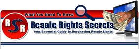 Thumbnail Resale rights secrets