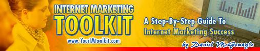Thumbnail Daniel McGonagles & Williams internet marketing tool kit