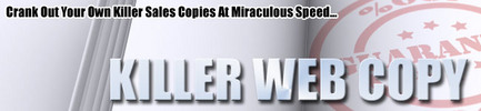 Thumbnail The killer web copy