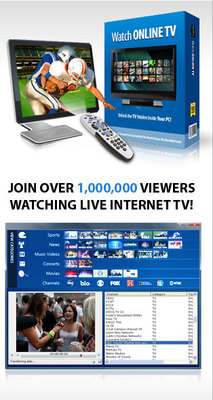 Pay for Stream 4500+HD Channels Live On Your Pc