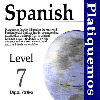 Thumbnail Spanish Platiquemos Level 7