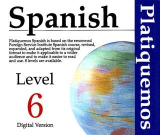 Pay for Spanish Platiquemos Level 6